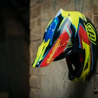 Troy Lee D3 Carbon Helmet