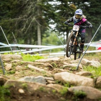 Mont Sainte Anne World Cup Tahnee Seagrave