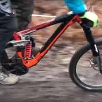 Scott new downhill bike