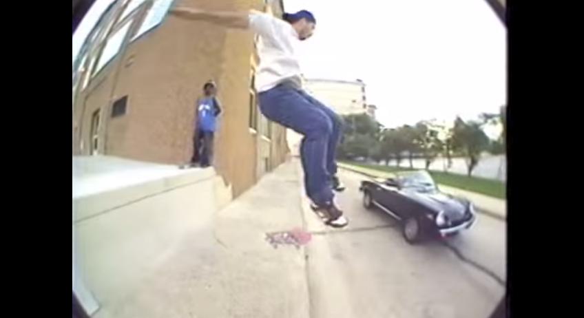Skateboarding's Near Misses