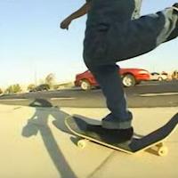 tricks on broken boards