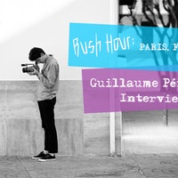 rush hour: paris guillaume perimony interview
