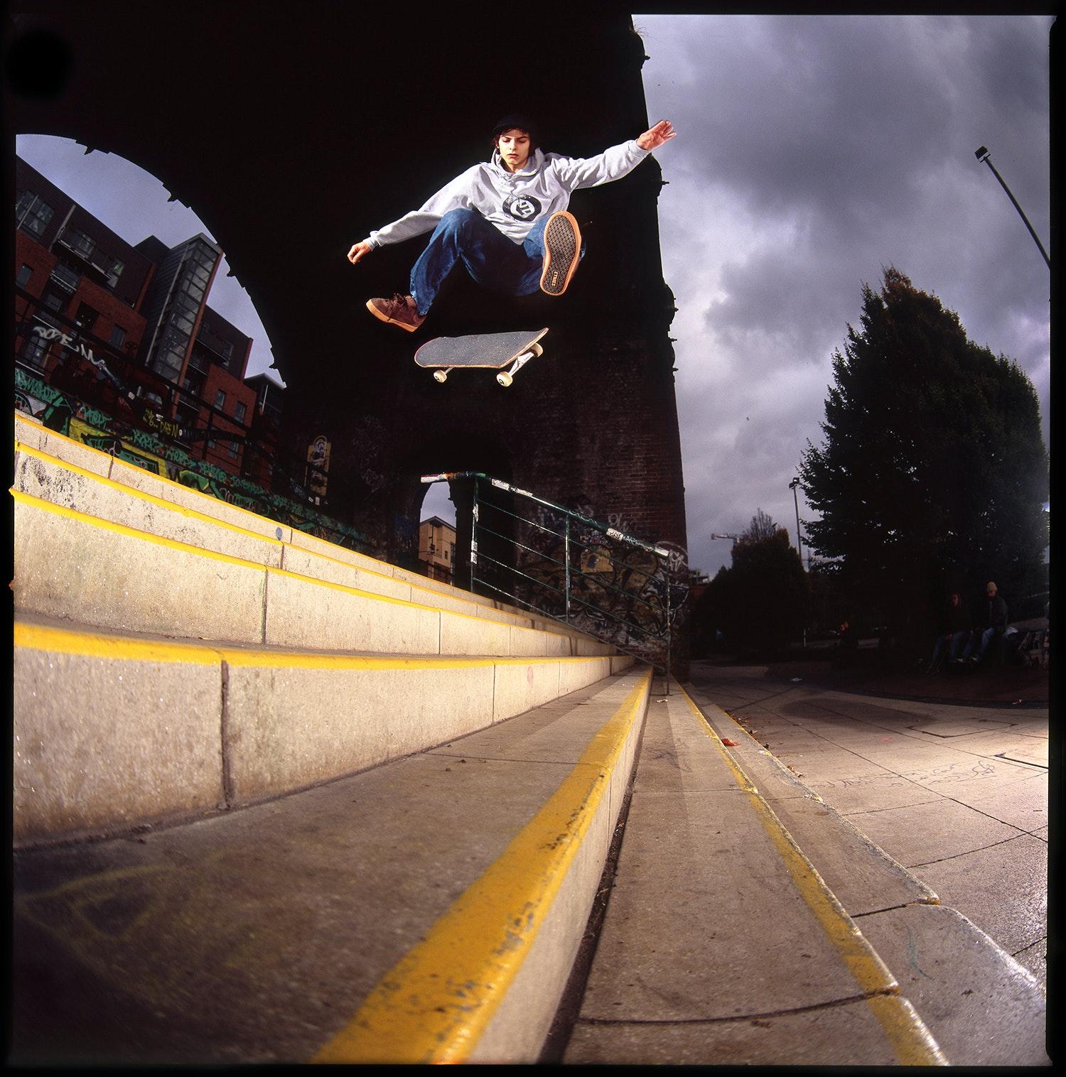 Skate Spots