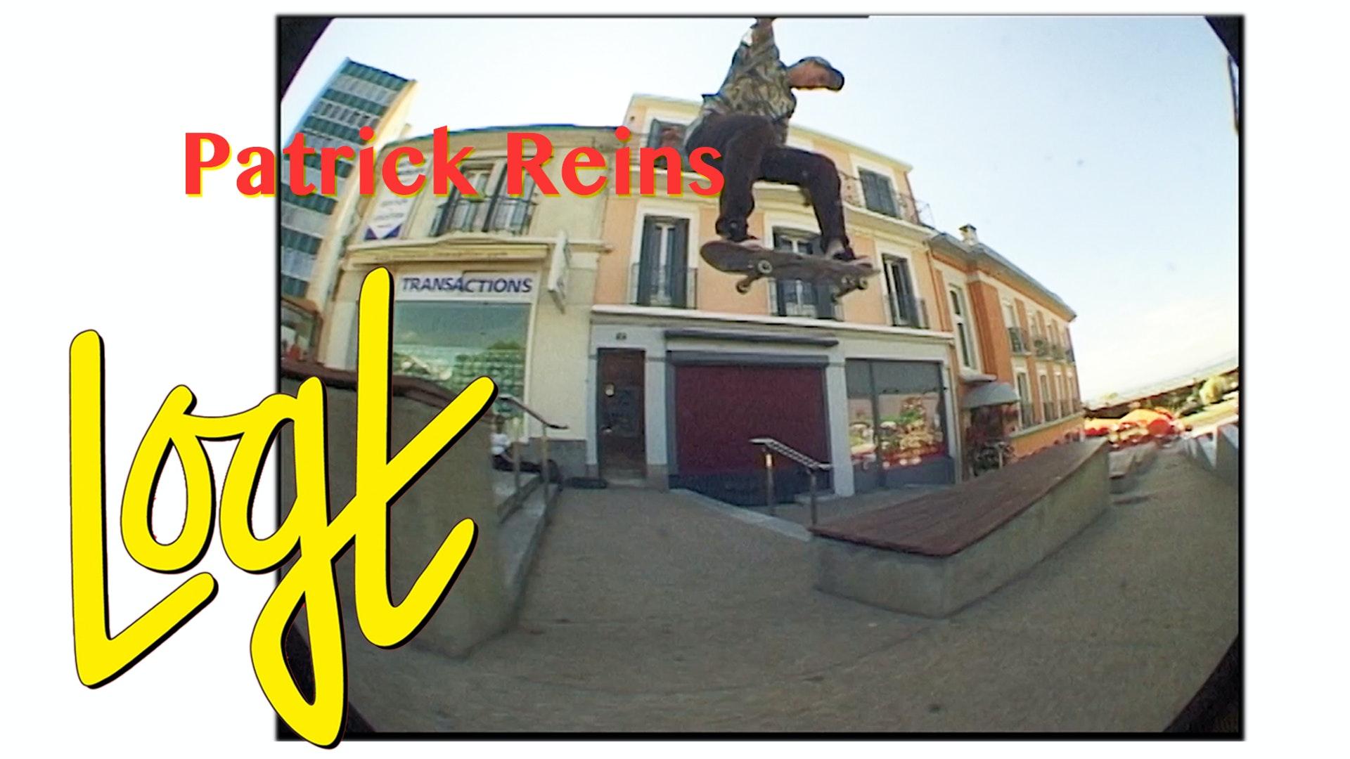 patrick reins