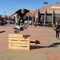 Keep Skateboarding Romantic