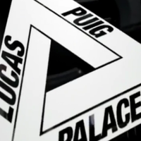 Lucas Puig on Palace