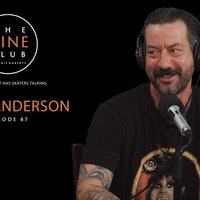 Brian Anderson on The Nine Club