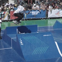 Skate Copa Court Buenos Aires