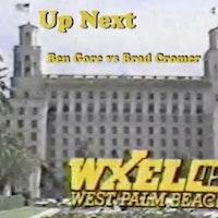 Brad Cromer vs Ben Gore