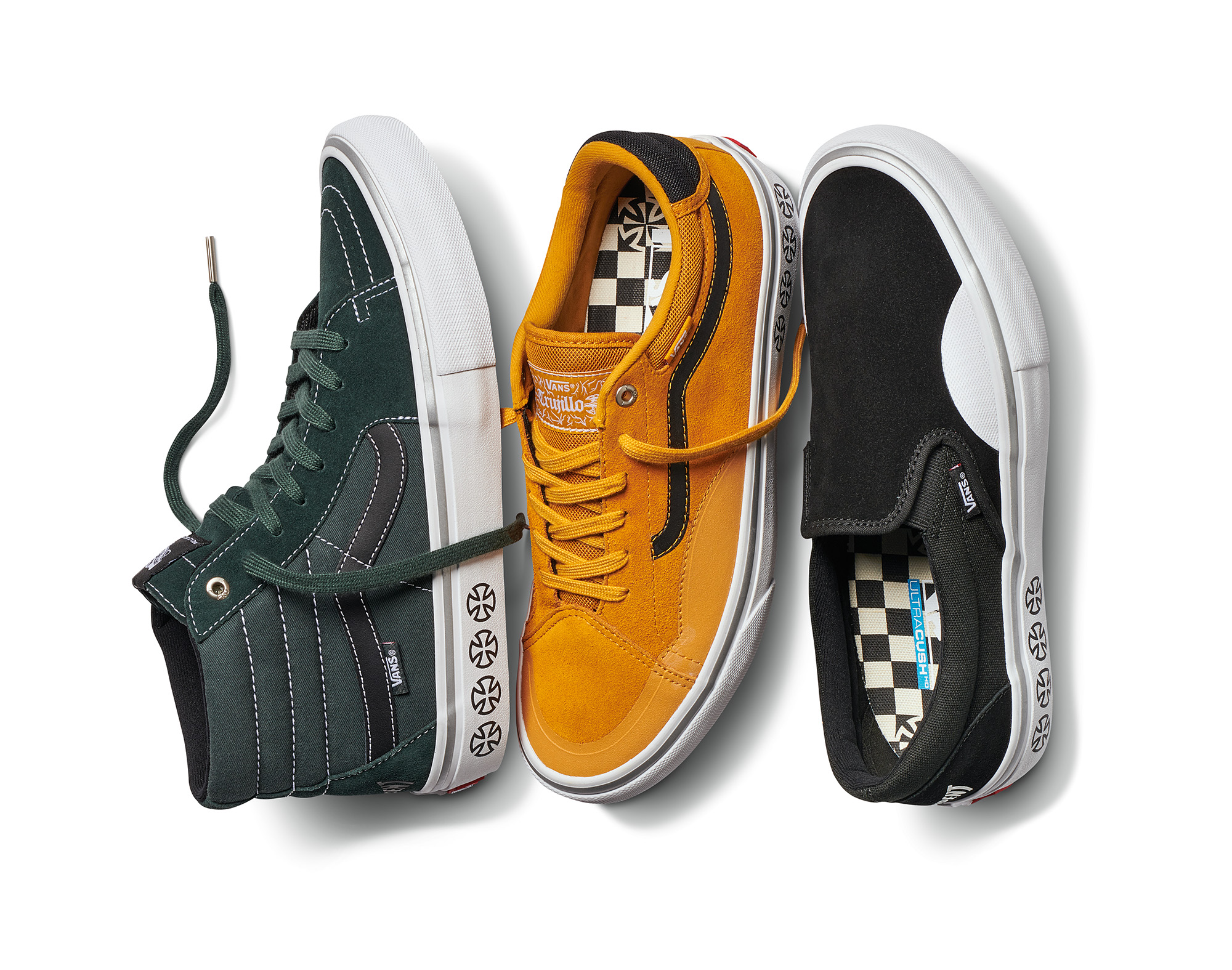 First Look: Vans x Independent Truck Co. Release New