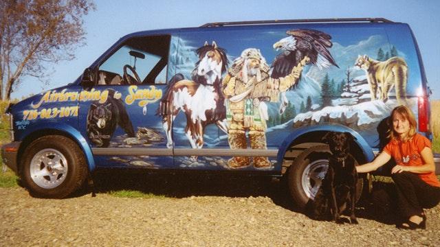 shag wagon