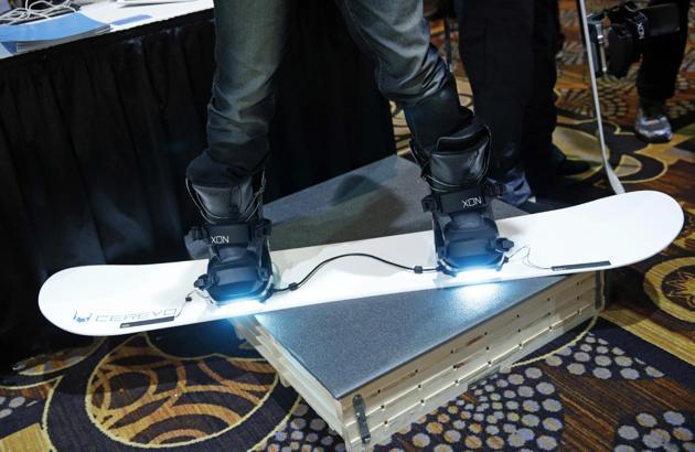 how to put on snowboard bindings