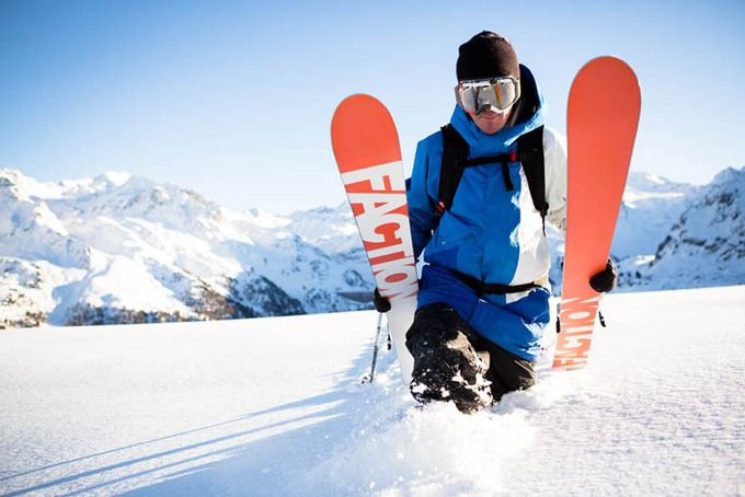 Skiing Or Snowboarding 12 Reasons Why Skiing Is Coo