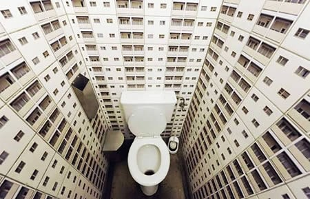 Crazy-Toilet-Council-Estate