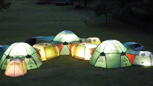 Crazy Tents Best Camping