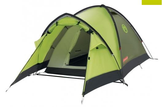 hiking tents coleman