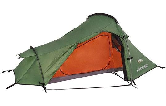 远足帐篷vango banshee