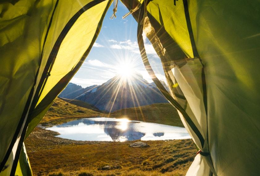 徒步旅行帐篷