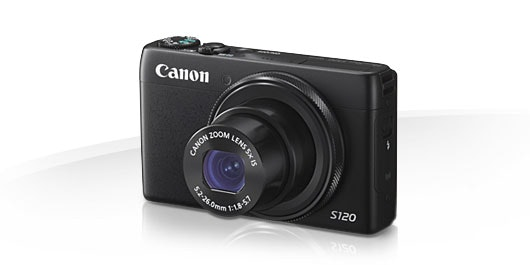 Best Cameras for Travelling Canon Powershot S120
