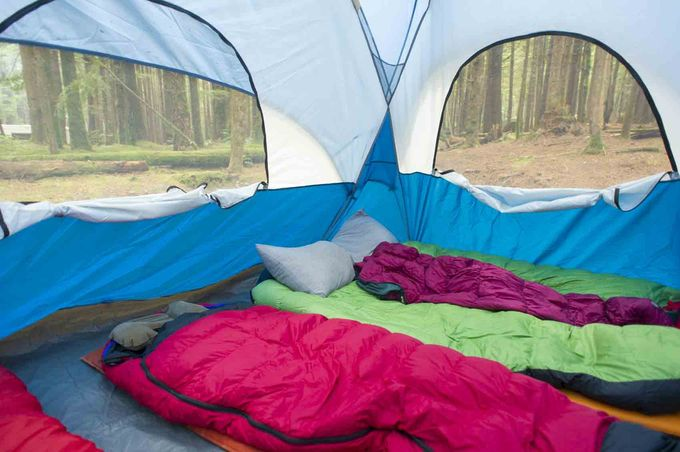 tents and camping gear for sale