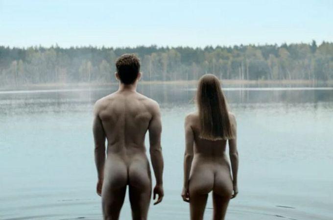 Nudist contests