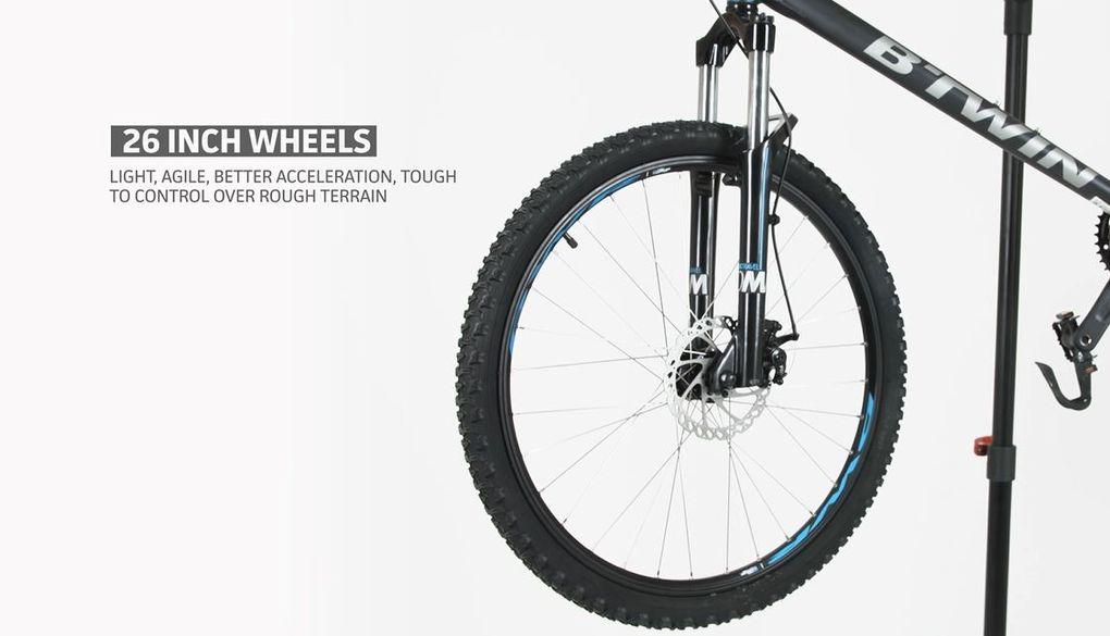 Why Mountain Bike Wheel Size Matters 26 27