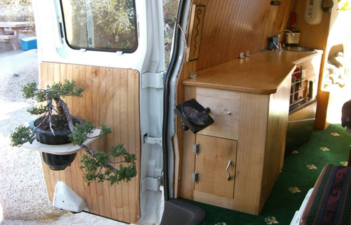 Camper Van Interior Conversion Plant supertopo.com