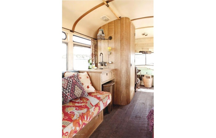 Camper Van Interior Viking Short Bus Neaststyle