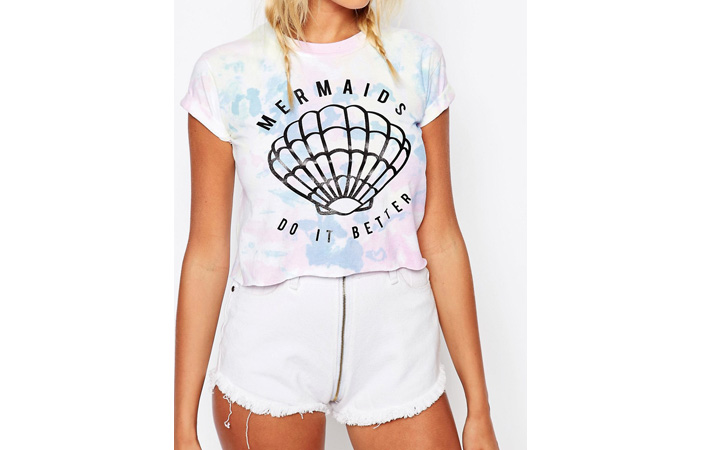 Mermaid Do It Better Tshirt Asos