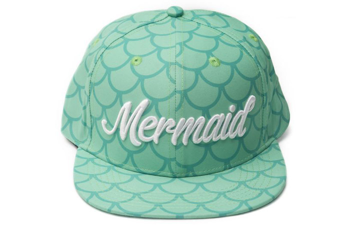 Mermaid Hat Cap Cakeworthy