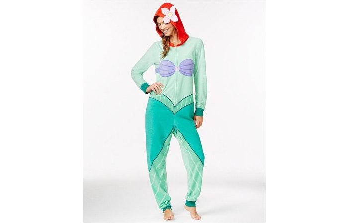 Mermaid Onesie Ariel Disney