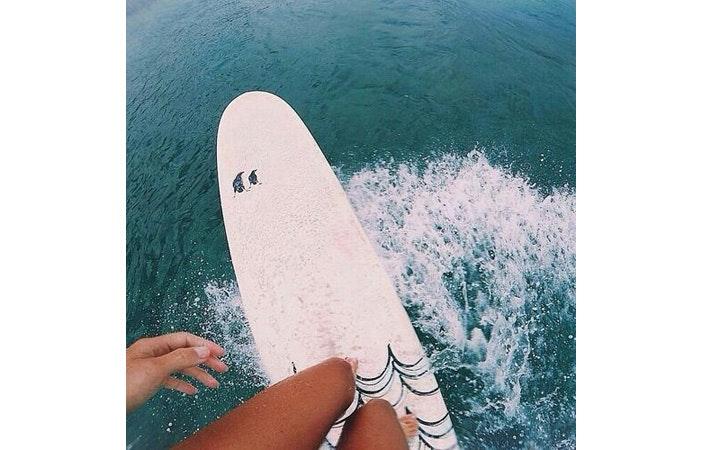 冲浪营地Longboard Tumblr