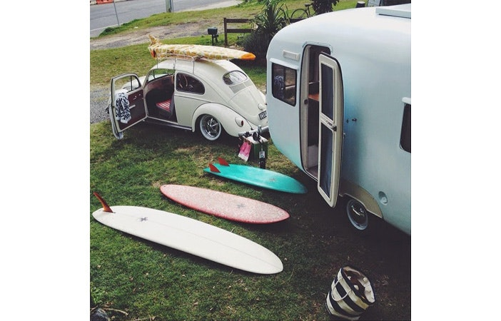 Surfing Camping Life In The Slow Lane