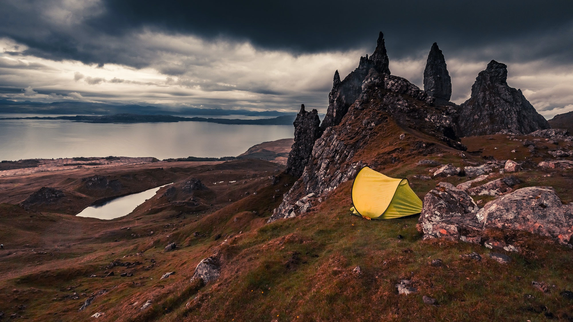 Wild Camping in the UK | Essential Guide - Mpora