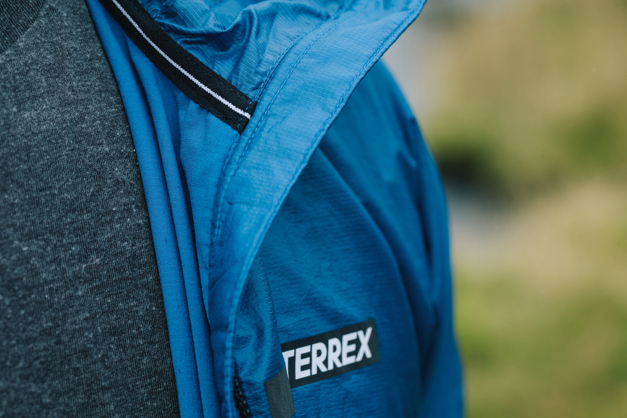 adidas terrex jacket review