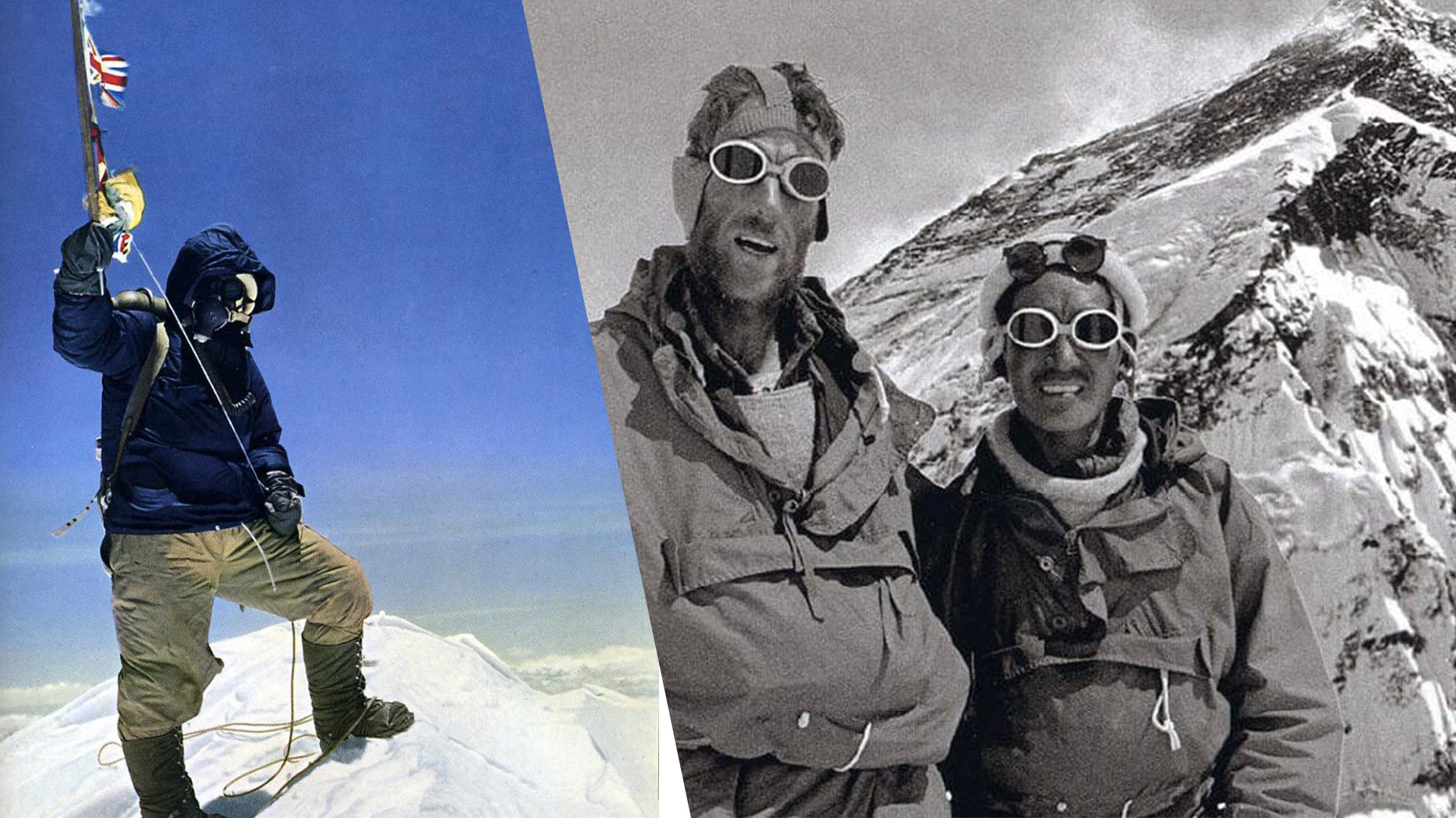 Tenzing Norgay Biography | The Sherpa Legend - Mpora