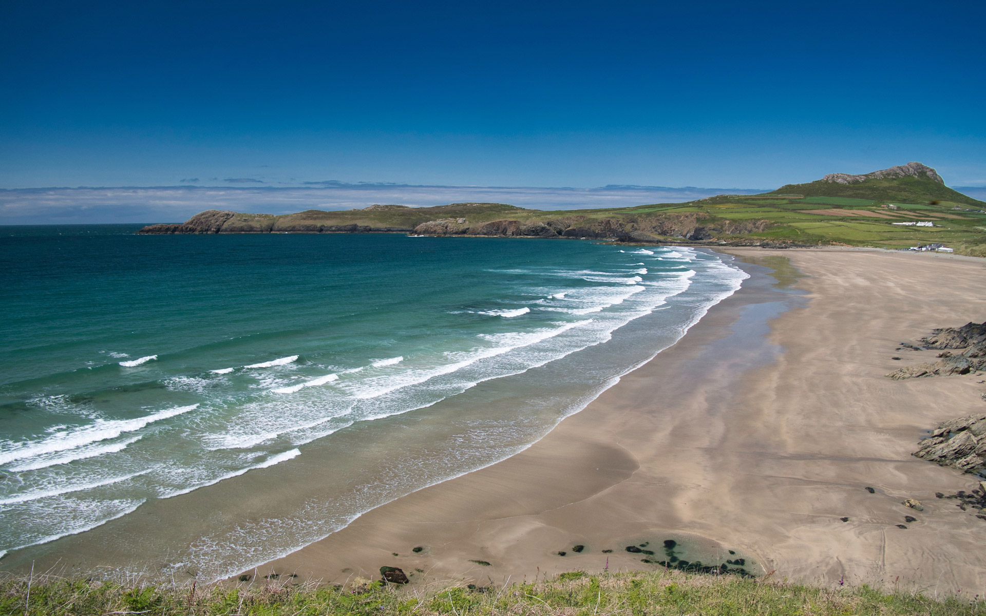 Beach Camping in the UK | 10 of Britain's Best