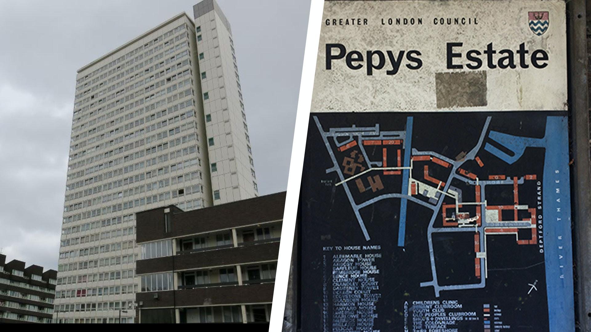 pepys-estate