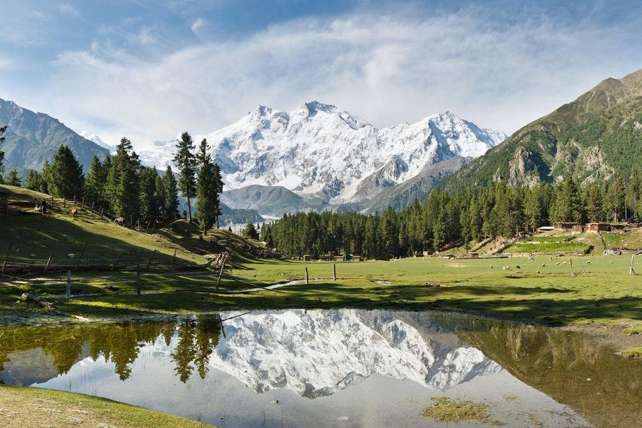 Ninth-Highest-Mountain-In-The-World-nanga-parbat