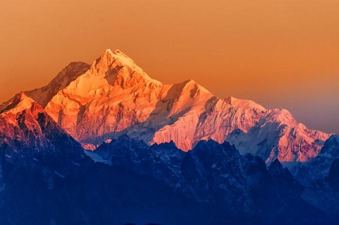 Third-Highest-Mountain-In-The-World-kangchenjunga