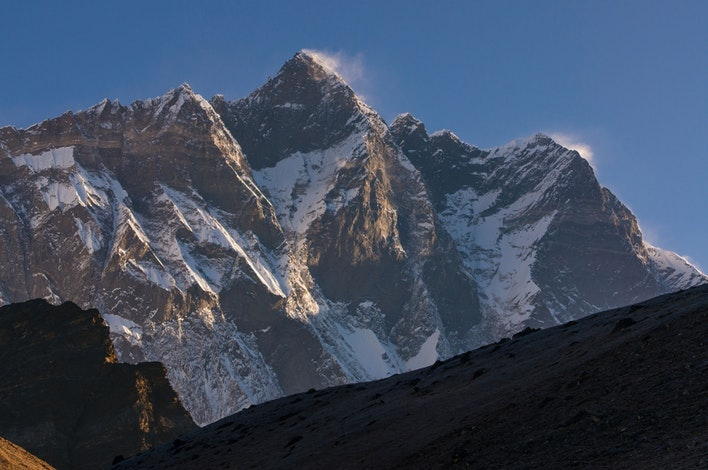 fourth-highest-mountain-in-the-world-Lhotse