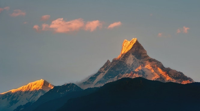 tenth-highest-mountain-in-the-world-Annapurna