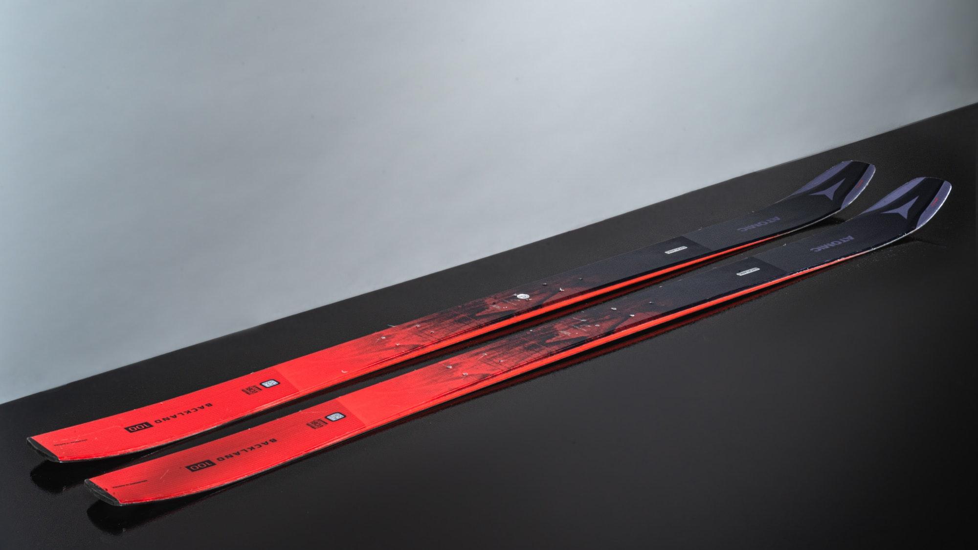 2021 Atomic Backland 100 Skis-188