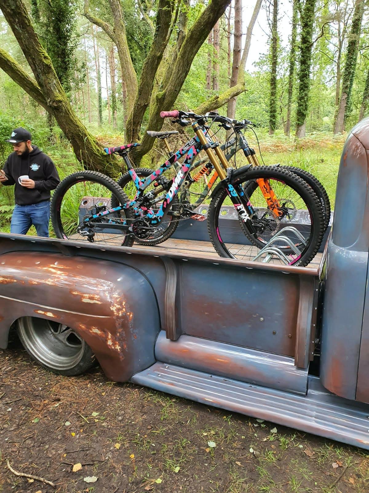 Ben-Deakin-Mountain-Biker-Jack's-Shack-Campervans