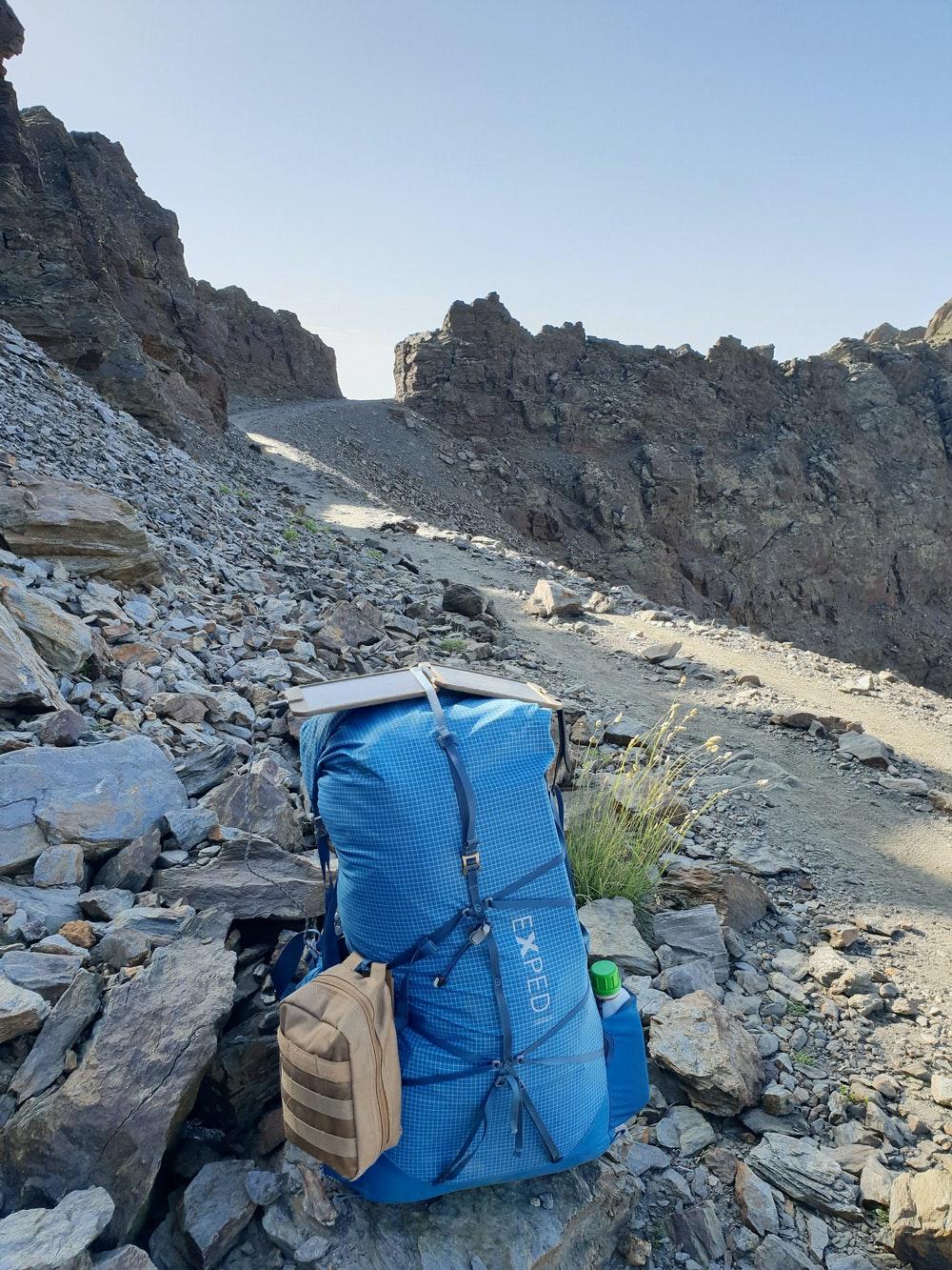 Climbing-Sierra-Nevada-Mountains-In-Spain