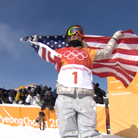 Jamie Anderson pyeongchang olympics snowboard slopestyle