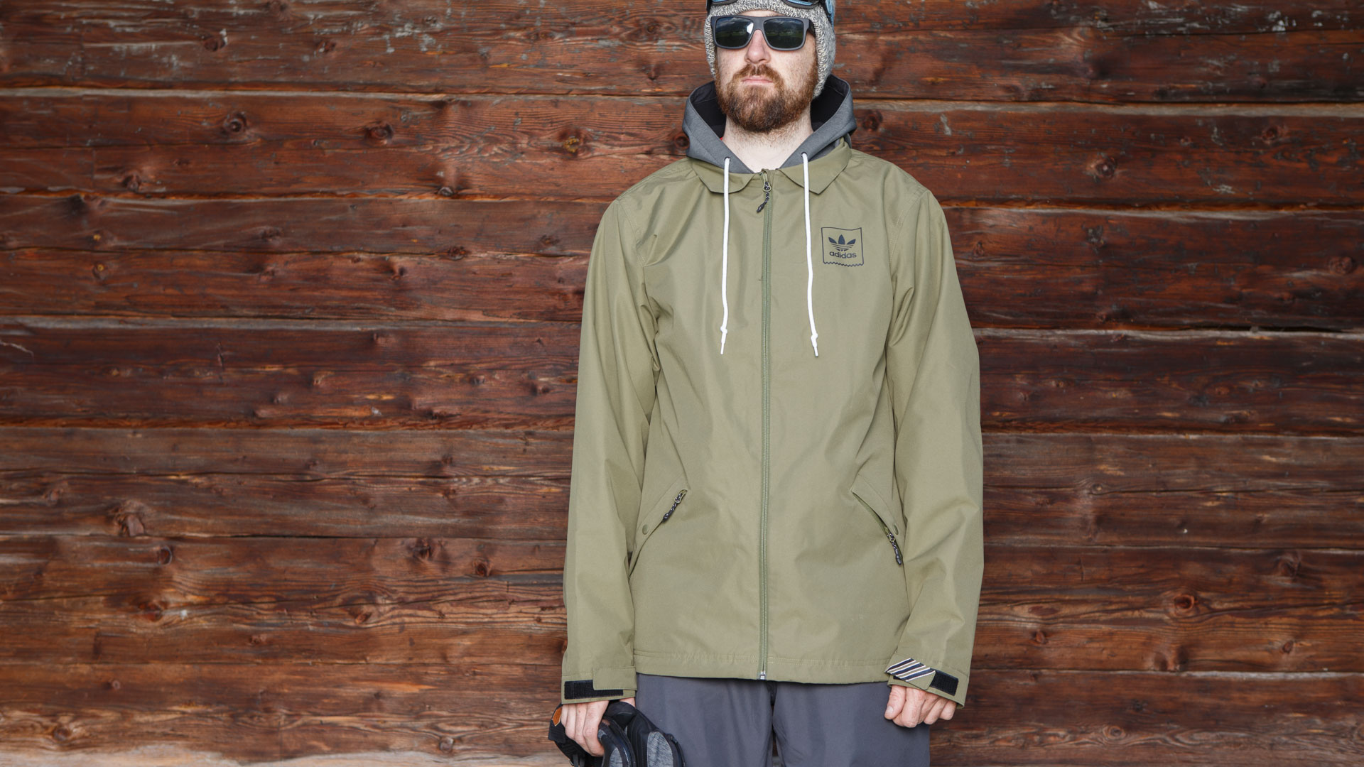 adidas Civillian 2016 2017 Snowboard Jacket Review