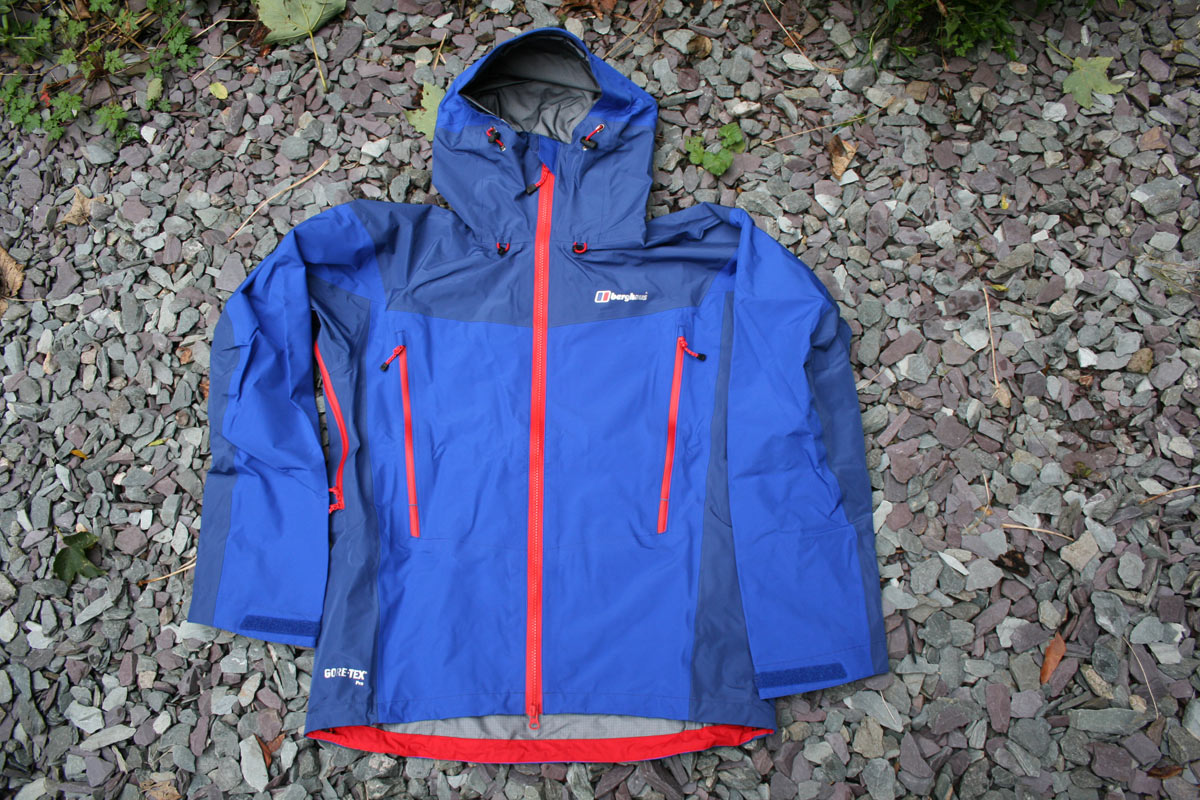 Berghaus Civetta II Jacket | First Look Outdoors M