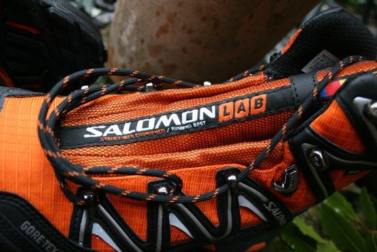 Salomon Wings Sky GTX Boot   First Look