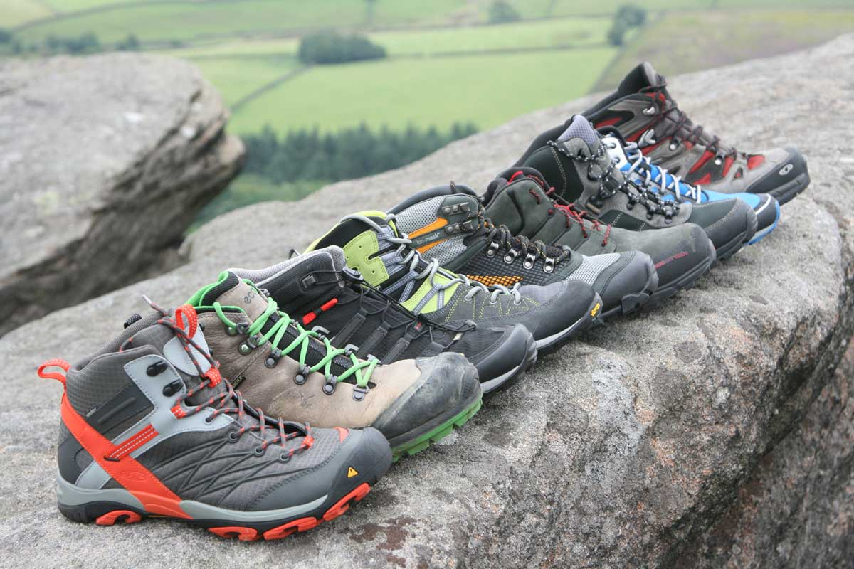 best light hiking boots